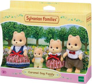 Immagine di Famiglia Cani Caramello Sylvanian Families 5459
