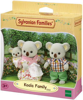 Immagine di Famiglia koala (5310)
