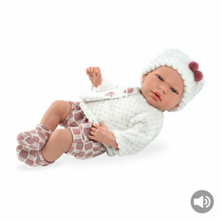 Immagine di Bambole Arias Bambola Clasica Multicolore Neonato Polso Elegance 40 Cm