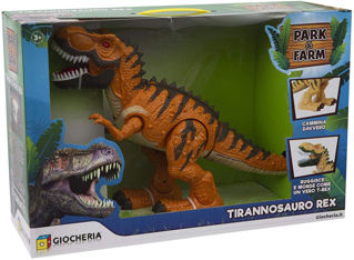 Immagine di T-rex Con Verso Luci E Suoni Camminante
