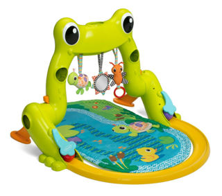 Immagine di Infantino Great Leaps Infant Gym & Ball Roller Coaster