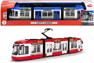 Immagine di Tram Tram Tramway Ferrovia City Treno 45cm