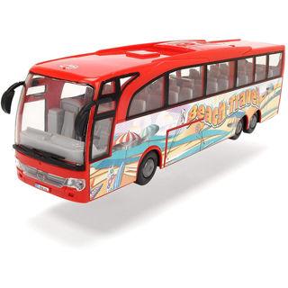 Immagine di Autobus Con Motore Pull-back Scala 1:43 Colori Assortiti