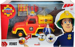 Immagine di Sam Il Pompiere Veicolo Venus Con Personaggio Elvis