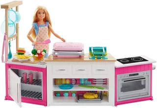 Immagine di La Cucina Dei Sogni Di Barbie