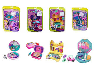 Immagine di Polly Pocket Playset Tascabile Ass.to