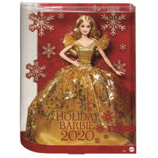Immagine di Holiday Barbie Magia Delle Feste Natale 2020