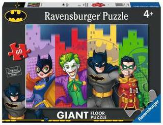Immagine di Puzzle 60 Pz Pavimento Batman
