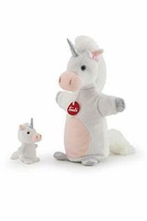 Immagine di Marionetta & Baby Unicorno S (29864)