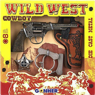 Immagine di Pistola West Set 8 Colpi