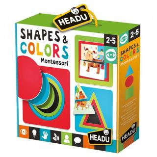Immagine di Forme E Colori Montessori