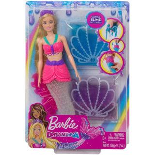 Immagine di Barbie Dreamtopia Bambola Sirena Con Slime (gkt75)