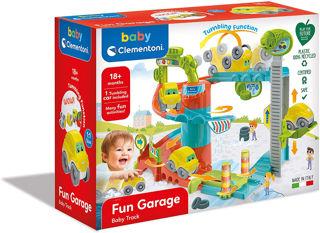 Immagine di Fun Garage Baby Track