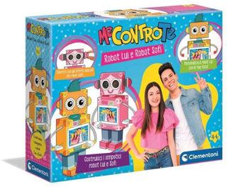 Immagine di Me Contro Te Robot Lui' E Robot Sofi'