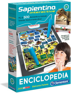 Immagine di Sapientino Interactive Enciclopedia