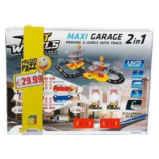 Immagine di Fast Weels - Maxi Garage 2 In 1