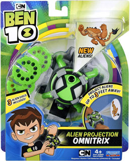 Immagine di Ben 10 Omnitrix Proiettore (ben56000)