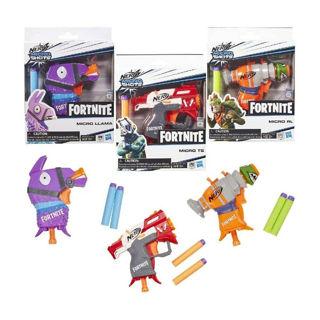 Immagine di Pistola Nerf Fortnite Microshots Multicolore