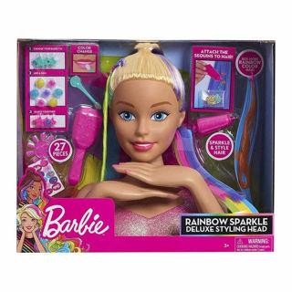 Immagine di Barbie Deluxe Styling Head