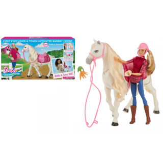 Immagine di Barbie Cavallo Dei Sogni Con Bambola