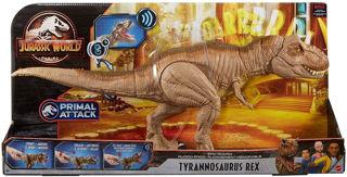 Immagine di Jurassic World Epic Roarin Tyrannosaurus Rex Camp Cretaceous