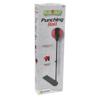 Immagine di Punching Ball Con Pedana E Guantoni