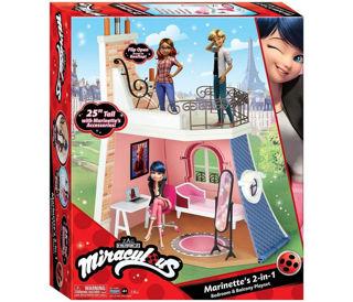 Immagine di Miraculous Playset Stanza Di Marinette