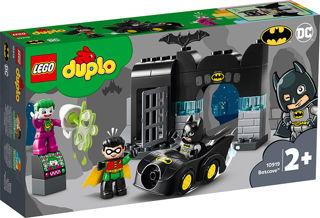Immagine di Duplo Super Heroes Batcaverna