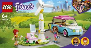 Immagine di L'auto Elettrica Di Olivia