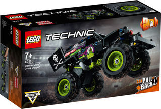 Immagine di Technic Monster Jam Grave Digger