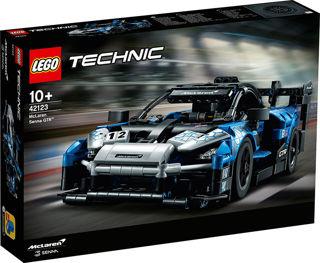 Immagine di Technic Mclaren Senna Gtr