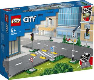 Immagine di City Town Piattaforme Stradali