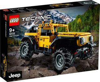 Immagine di Technic Jeep Wrangler