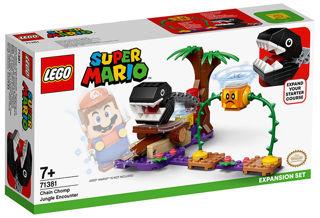 Immagine di Lego Super Mario- Incontro Nella Giungla Di Categnaccio Pack Di Espansione