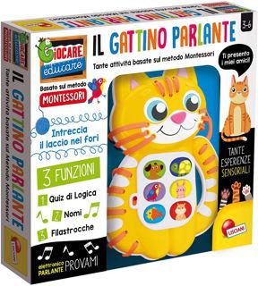 Immagine di Montessori Il Gattino Parlante (80199)