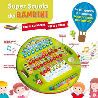 Immagine di Carotina Super Scuola Dei Bambini (77427)