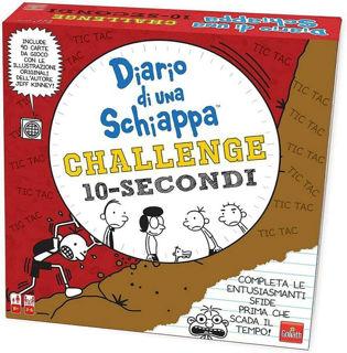 Immagine di Diario Di Una Schiappa Challenge 10 Secondi