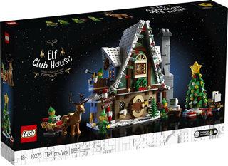 Immagine di Lego Creator Expert La Casa Degli Elfi