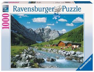 Immagine di Puzzle 1000 Pz. Monti karwendel (a)