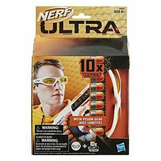 Immagine di Nerf Ultra Dardi E Occhiali Protettivi