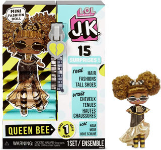 Immagine di Lol Surprise Jk Doll- Queen Bee