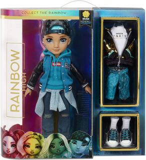 Immagine di Fashion Doll River kendall Bambola 28cm