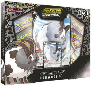 Immagine di Pokemon 3.5 Futuri Campioni Collezione Dubwool-v