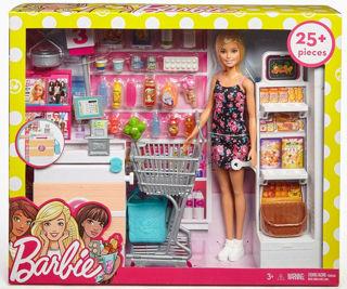 Immagine di Il Supermercato Di Barbie Frp01