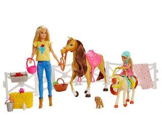 Immagine di Ranch Di Barbie E Chelsea Fxh15