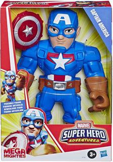 Immagine di Super Hero Mega Mighties 25cm Capitan America