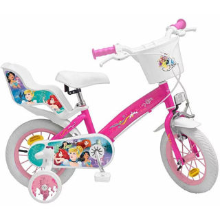 """Immagine di Bicicletta Principesse Disney 12"""""""