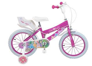 """Immagine di Bicicletta Principesse Disney 16"""""""