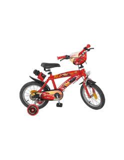 "Immagine di Bicicletta Cars Satta Mcqueen Disney Pixar 14"""