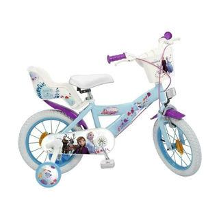 Immagine di Bicicletta Frozen 2 Bimbi Taglia 14